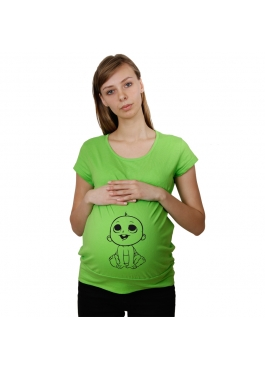 Koszulka ciążowa Bobasek