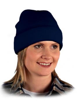Czapka zimowa Krasnal z haftem komputerowym