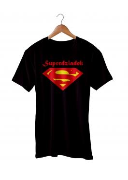 Koszulka Superdziadek