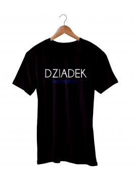 Koszulka Dziadek connecting people