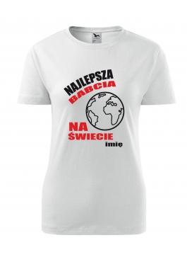 Koszulka Najlepsza Babcia na świecie