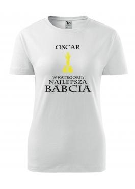 Koszulka dla Babci Oscar