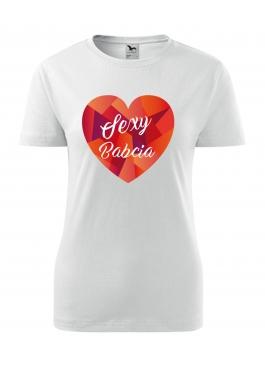 Koszulka sexi Babcia
