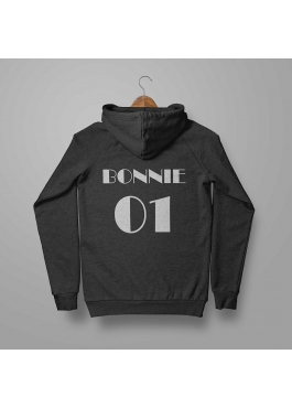 Bluza z kapturem Bonnie