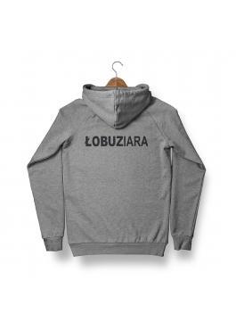 Bluza z kapturem ŁOBUZIARA