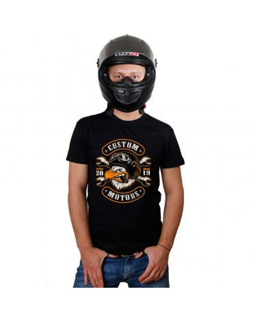 Koszulka motocyklowa Custom 1