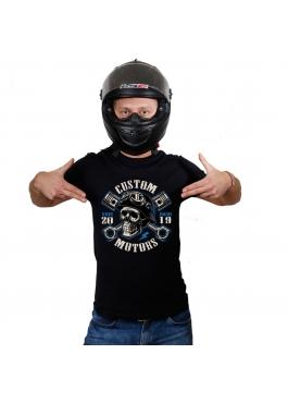 Koszulka motocyklowa Custom 4