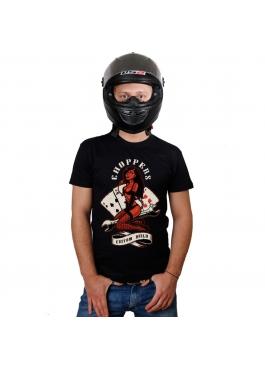 Koszulka motocyklowa Custom 5