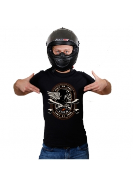 Koszulka motocyklowa Custom 8