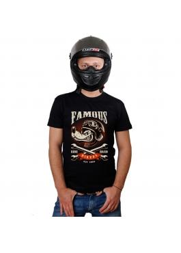 Koszulka motocyklowa Custom 9