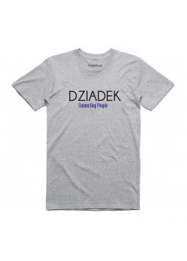 "Koszulka męska ""Dziadek Connecting People"""